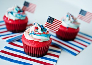 Flag-Day-Cupcakes USA
